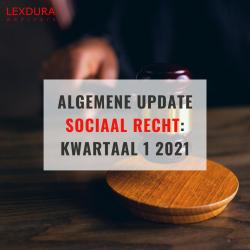 Algemene update sociaal...