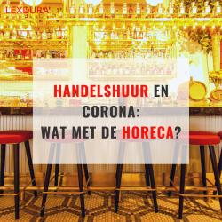 Handelshuur en corona: wat...