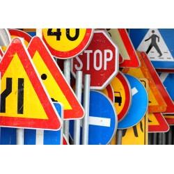 Topics verkeersrecht